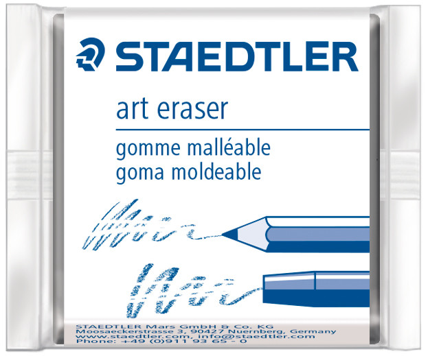 Staedtler Karat Kneadable Art Eraser - Single