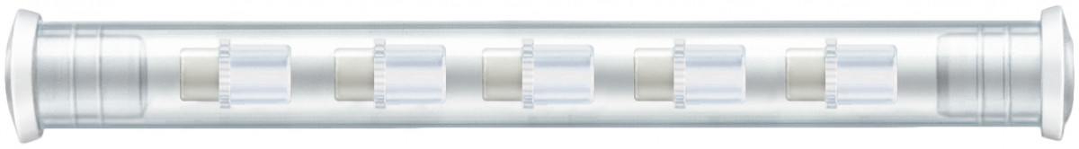 Staedtler Eraser for 775/79 Pencils - White (Tube of 5)