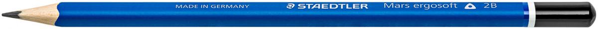 Staedtler Mars Ergosoft Triangular Pencil