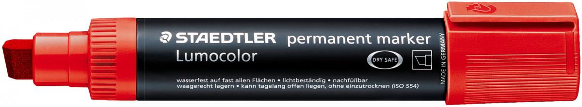 Staedtler Lumocolor Permanent Marker - Extra Broad Chisel Tip