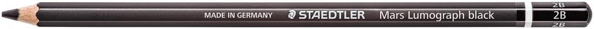 Staedtler Mars Lumograph Black Pencil