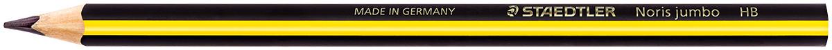 Staedtler Noris Club Jumbo Pencil - HB
