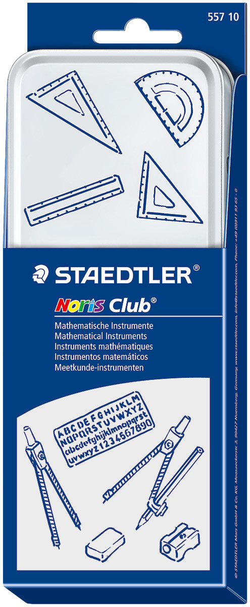 Staedtler Noris Club Maths Set