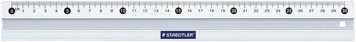 Staedtler Mars Metal Ruler - 30cm