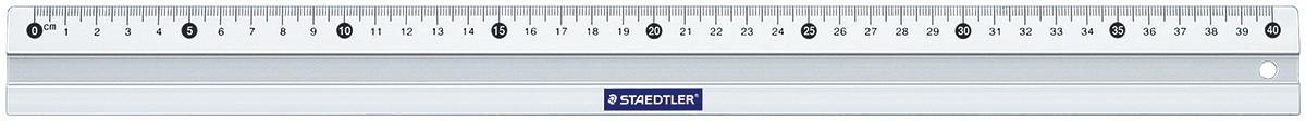 Staedtler Mars Metal Ruler - 40cm