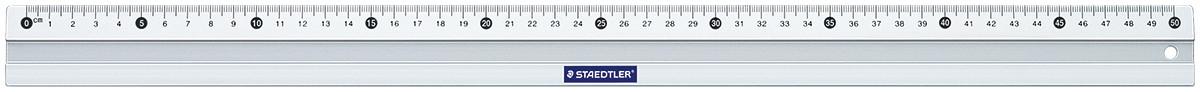 Staedtler Mars Metal Ruler - 50cm