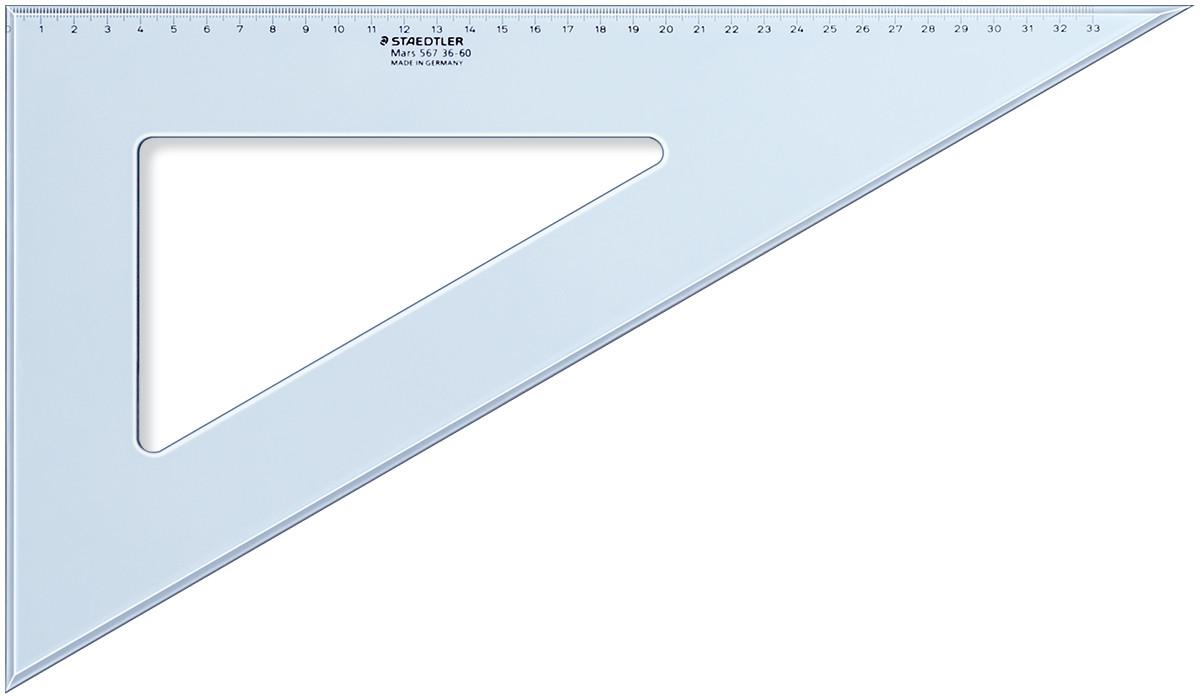 Staedtler Mars Set Square - 36cm 60°/30°