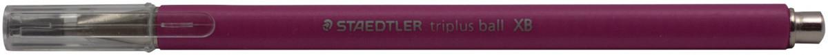 Staedtler Triplus Ballpoint Pen - Extra Broad - Pink