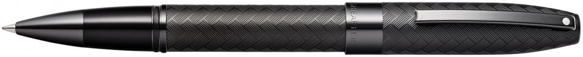 Sheaffer Legacy Rollerball Pen - Matte Black Herringbone