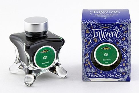 Diamine Inkvent Christmas Ink Bottle 50ml - Elf