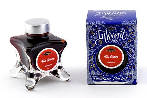 Diamine Inkvent Christmas Ink Bottle 50ml - Fire Embers