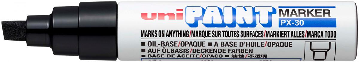 Uni-Ball PX-30 Paint Marker - Bold Chisel Tip