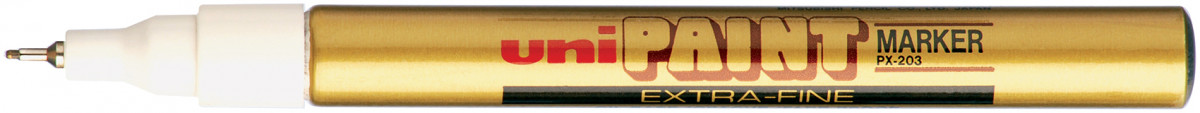 Uni-Ball PX-203 Paint Marker - Extra Fine