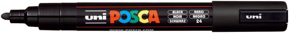 Uni-Ball PC-5M Posca Paint Marker - Medium Bullet Tip