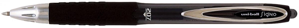Uni-Ball UMN-207 Signo 207 Retractable Gel Ink Rollerball Pen