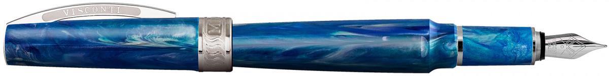 Visconti Mirage Fountain Pen - Aqua