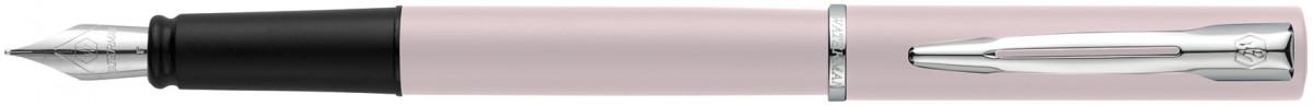 Waterman Allure Fountain Pen - Pastel Pink Chrome Trim