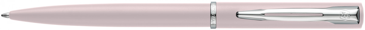 Waterman Allure Ballpoint Pen - Pastel Pink Chrome Trim