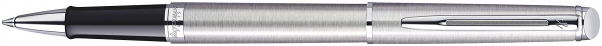 Waterman Hemisphere Rollerball Pen - Stainless Steel Chrome Trim