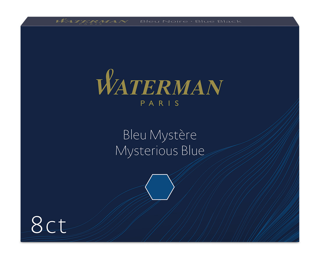 Waterman Large Size Standard Ink Cartridge