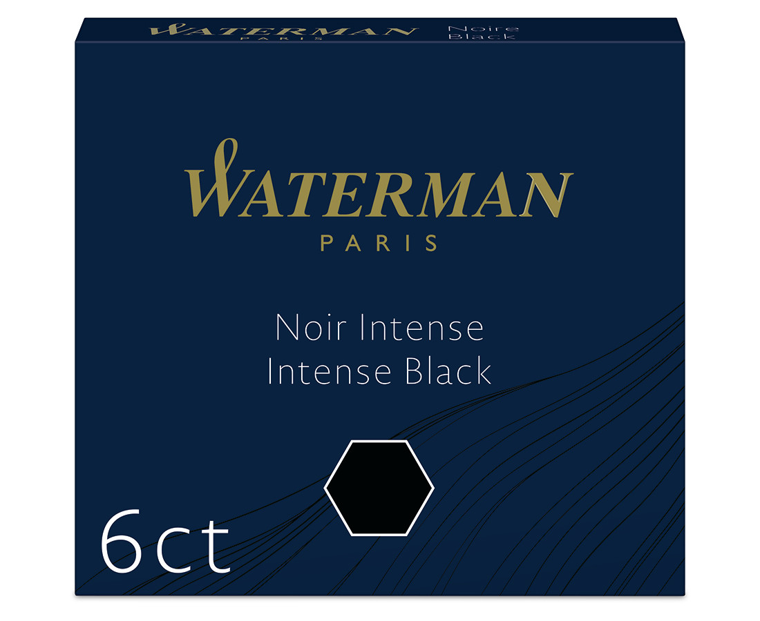 Waterman International Size Mini Ink Cartridge