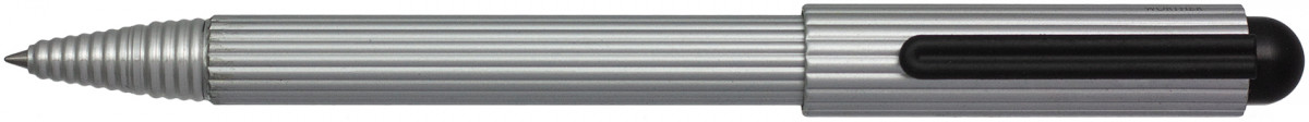 Worther Profil Rollerball Pen - Aluminium