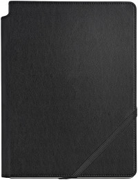 Cross Dotted Leather Journal - Classic Black - Large