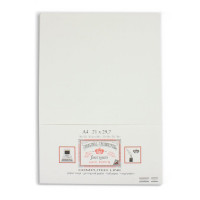 Crown Mill Computer Line A4 135gsm Paper - Pack of 100 - White
