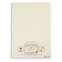 Crown Mill Computer Line A4 100gsm Paper - Pack of 100 - Cream
