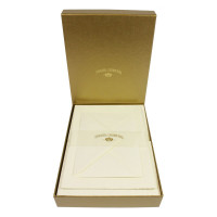 Crown Mill Golden Line C6 100gsm Set of 25 Sheets and Envelopes - Cream