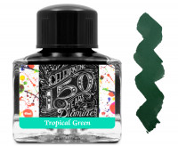 Diamine Ink Bottle 40ml - Tropical Green