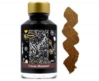 Diamine Ink Bottle 50ml - Cocoa Shimmer