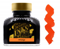 Diamine Ink Bottle 80ml - Orange