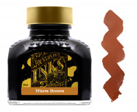 Diamine Ink Bottle 80ml - Warm Brown