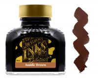 Diamine Ink Bottle 80ml - Saddle Brown
