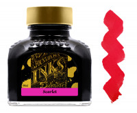Diamine Ink Bottle 80ml - Scarlet