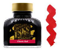 Diamine Ink Bottle 80ml - Classic Red