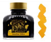 Diamine Ink Bottle 80ml - Sunshine Yellow