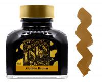 Diamine Ink Bottle 80ml - Golden Brown