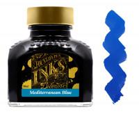 Diamine Ink Bottle 80ml - Mediterranean Blue