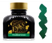 Diamine Ink Bottle 80ml - Woodland Green