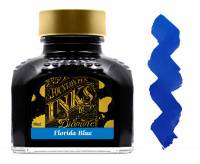 Diamine Ink Bottle 80ml - Florida Blue