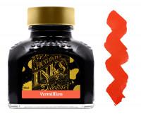 Diamine Ink Bottle 80ml - Vermillion