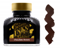 Diamine Ink Bottle 80ml - Chocolate Brown