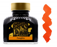 Diamine Ink Bottle 80ml - Pumpkin