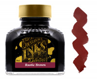 Diamine Ink Bottle 80ml - Rustic Brown