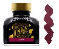 Diamine Ink Bottle 80ml - Merlot