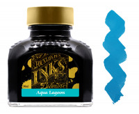 Diamine Ink Bottle 80ml - Aqua Lagoon