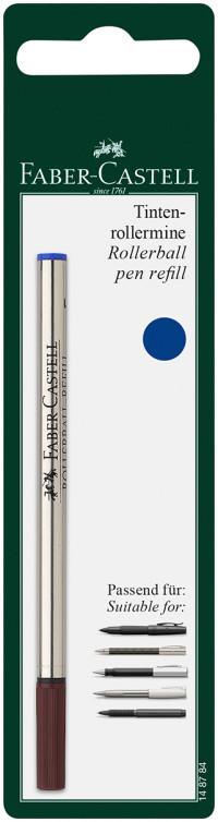 Faber-Castell Rollerball Refill - Blue