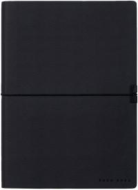 Hugo Boss Storyline A5 Notepad - Dark Blue